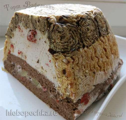 Торт Вафелька (для дюкановцев с атаки)