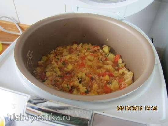 Рецепты вторых блюд из трески с фото простые