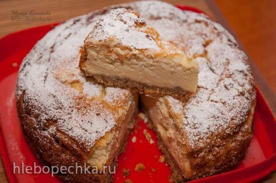 Чизкейк Три сыра (мастер-класс)