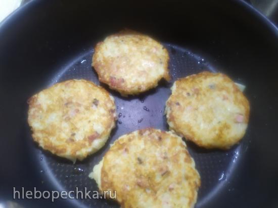 Брамбораки - чешские картофельные блинчики