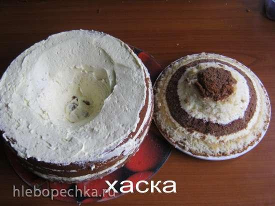 Сборка торта головоломка