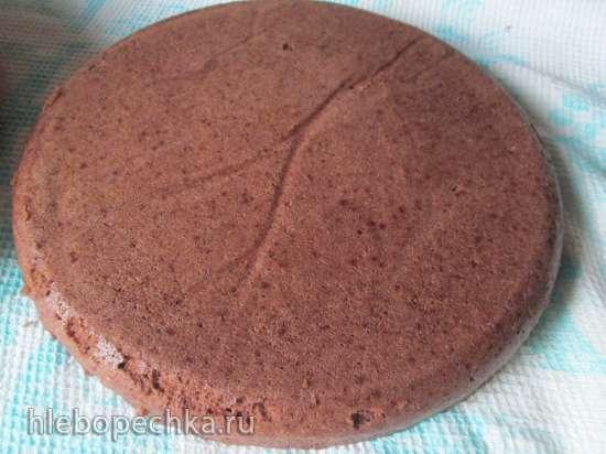 Бисквит шоколадный Перфект