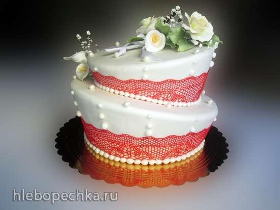 Качающийся торт (мастер класс)