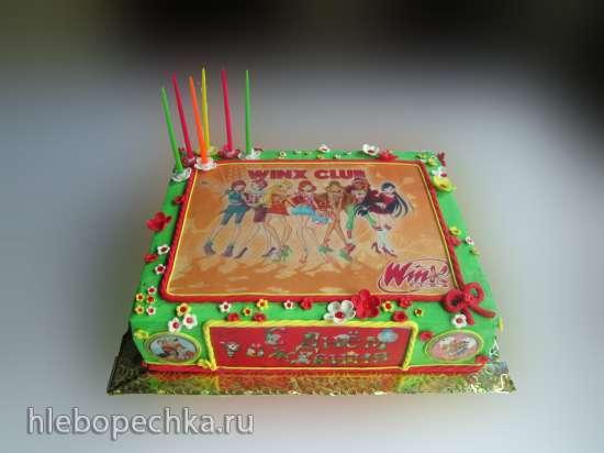 Хаска (галерея тортов)