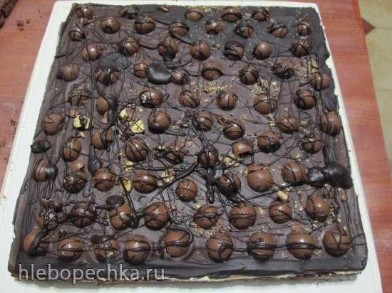 Шарики кукурузные в шоколаде