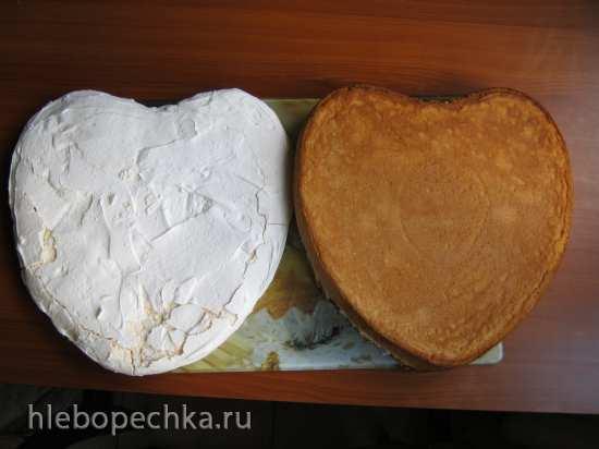 Торт «Слюнявчик» Мастер-класс