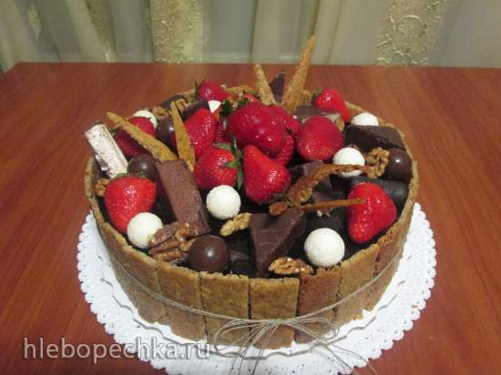 Торт «Таинственный лес»