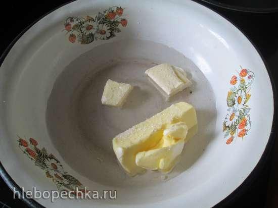 Заварное тесто (на растительном или сливочном масле)