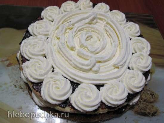 Торт слоеный по-фризски