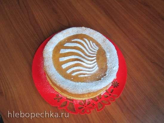 Торт сырный «Гауда»