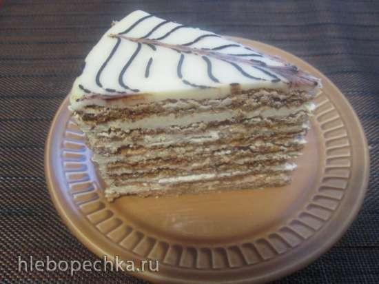 Торт Эстерхази (мастер-класс)