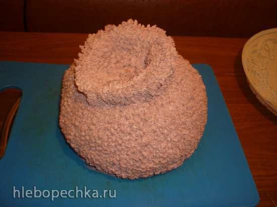 Торт Мешочек денег Мастер-класс