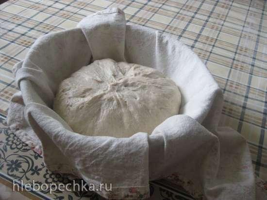 Латвийская сырная булка в духовке