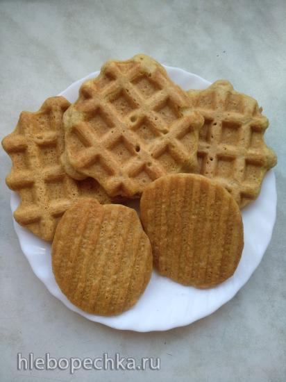 Хлебцы столовые безглютеновые