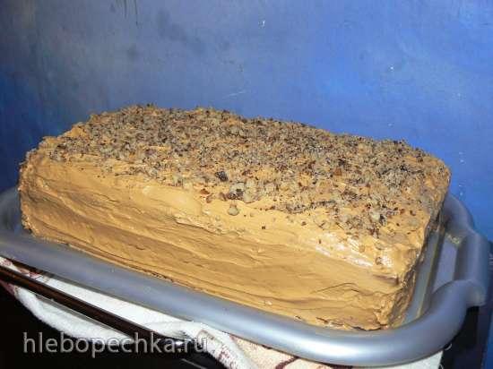 Торт-Пляцок Люся (мастер-класс)