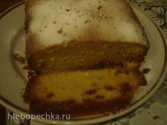 Кекс Столичный в хлебопечке Brand 3801