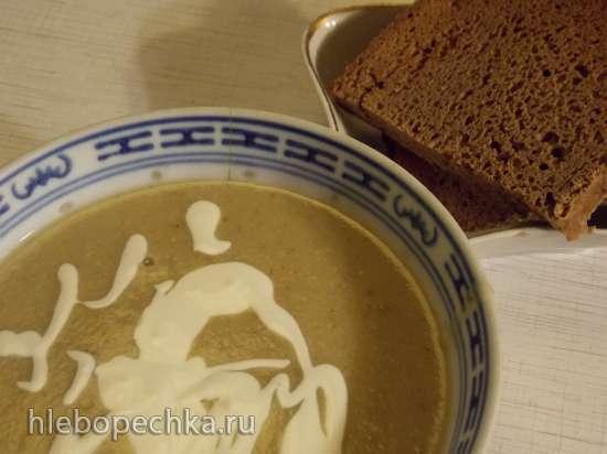 Грибной постный крем-суп (Добрыня-суповар)