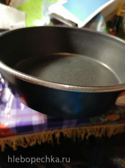 Крисп-тарелка для СВЧ