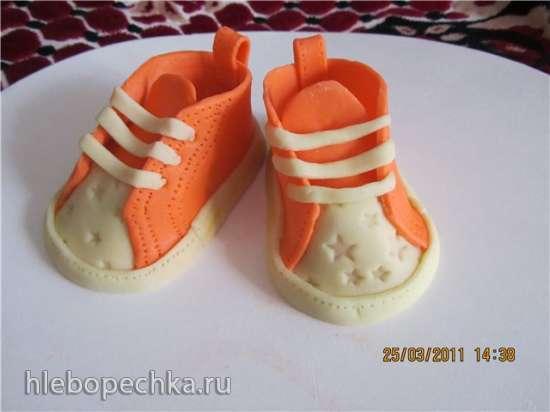 Детские кроссовочки