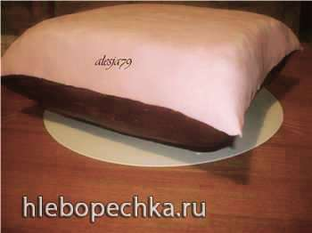 Пинетки на подушке. Мастер-класс