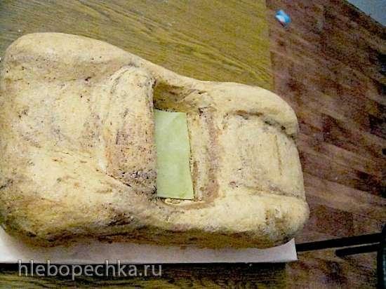 Торт Шевроле Корвет (мастер-класс)