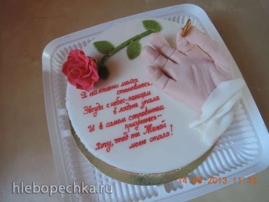 Свадебные годовщины (торты)