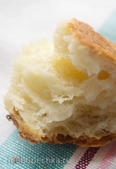 Булки сырные с моцареллой
