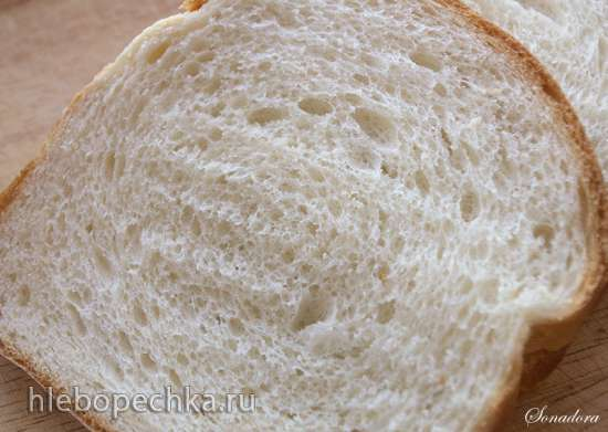 Кубинский молочный хлеб (Рan de leche) от Nitza Villapol