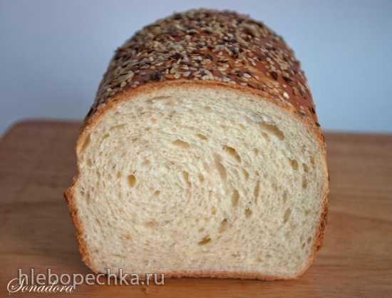 Молочный Холодный хлеб