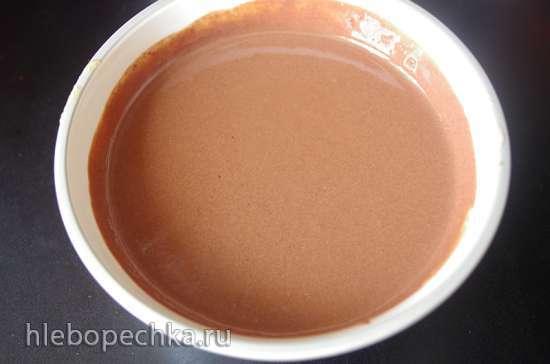 Шоколадное крем-брюле