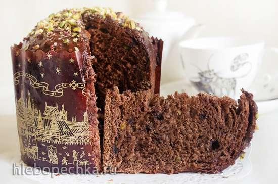 Кулич Шоколадный