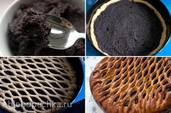 Маковый пирог