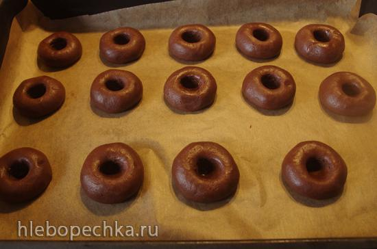 Нутеллотти - шоколадное печенье из трёх ингредиентов