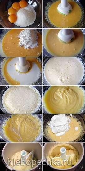 Пломбир (мороженица Brand 3812)