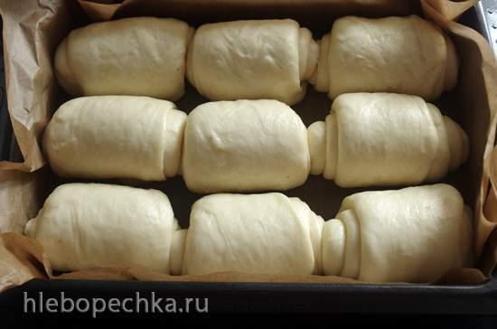 Булочки к обеду, методом Танг-Жонг