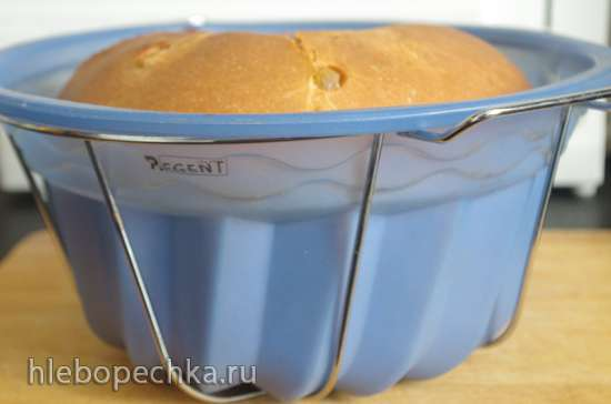Хлеб-бриошь с цукатами
