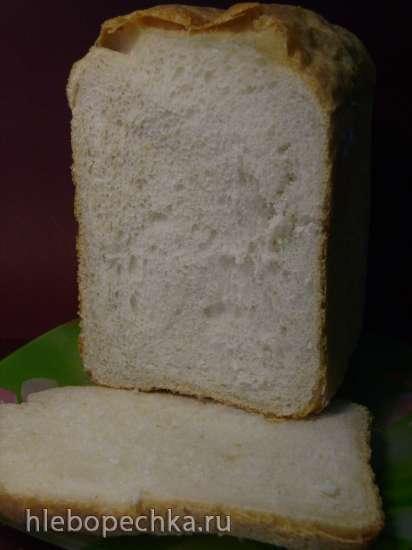 Пшеничный хлеб на сыворотке (пахте)