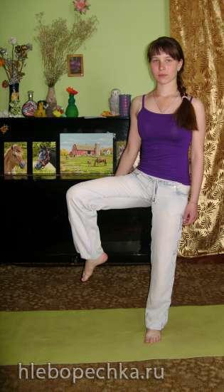 Упражнение на зону галифе