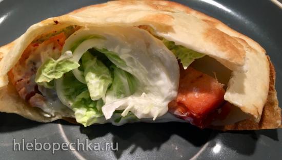 Пита-хлеб в Ninja