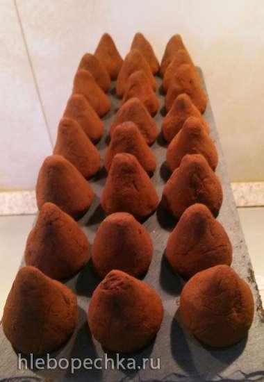 Финиковые трюфели