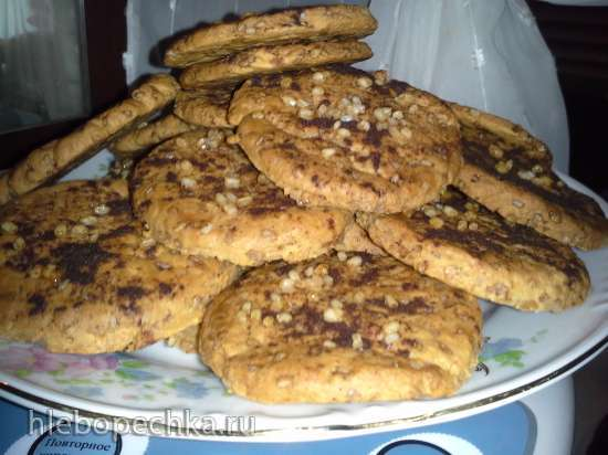 Печенье «Земелах» (без яиц)