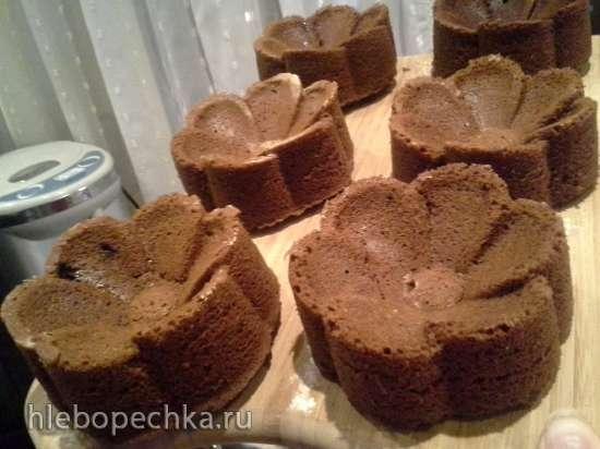 Заварной Имбирный кекс