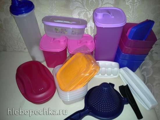 Закупка посуды Tupperware (СП Россия, страны СНГ)