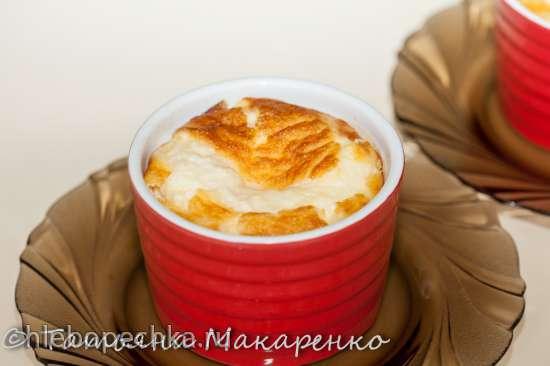 Омлет с сыром (Multicuisine DeLonghi)