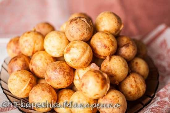 Сырные шарики в кейкпопснице от Princess