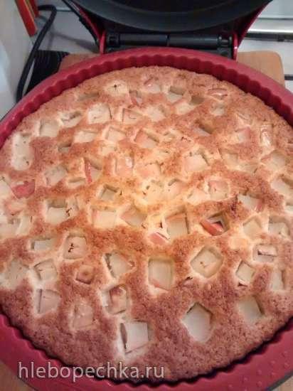 Шримати – индийский яблочный пирог