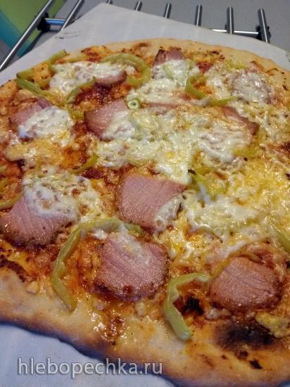 Тесто для пиццы Дж. Хамельмана