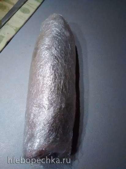 Холодный жучок из скумбрии