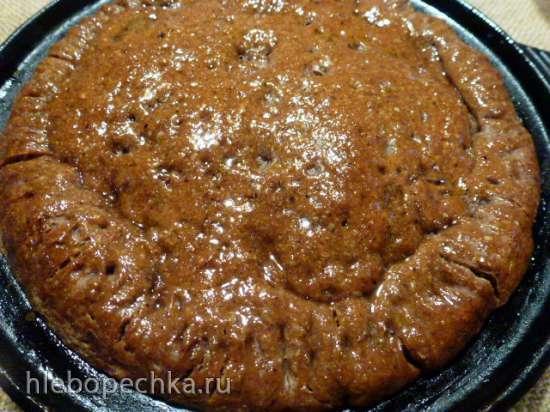 Гусарская печеня (мясо по-гусарски)