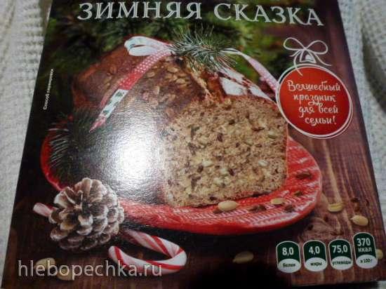 """Кекс """"Зимняя сказка"""" на скорую руку"""